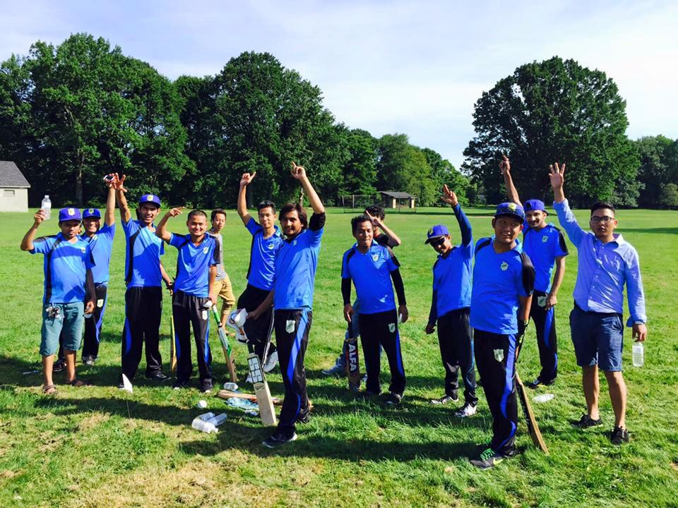 Pittsburgh 11 Star Cricket Club participated in the Inter State tournament in Rochester